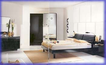 Milly Nero Bedroom Set
